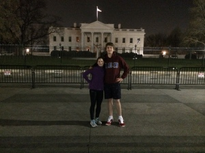 Midnight DC runs are a must (at least to have said you did once in your lifetime).