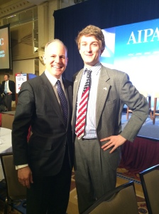Getting to meet Elan Carr under a month after joining AEPi is a win in my book.