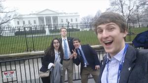 AIPAC taking the White House by storm.