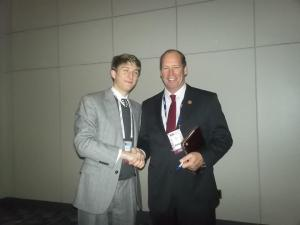 As interesting a picture as this would be were Ted Yoho to win the Speakership, he definitely will not.