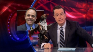 This image, of course, says it all.  Image source: http://thecolbertreport.cc.com/videos/jvziju/matt-bevin-s-cockfighting-controversy