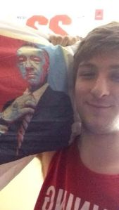 For extra credit, buy a Frank Underwood pillowcase.
