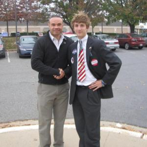 The only thing I know for sure is that this is going to be an amazing race to follow. Regardless of whether Dan Bongino is a candidate himself or not, I'm can guarantee he'll do all that he can to put this seat in play. This is us at an Early Voting polling place back in 2012 when he ran for Senate, if that wasn't obvious.