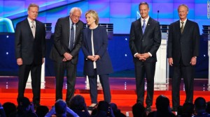 Where are these other three candidates now? Image via CNN.