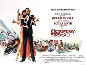 James Bond vs Blue-Ringed Octopus. Image via Wikipedia.