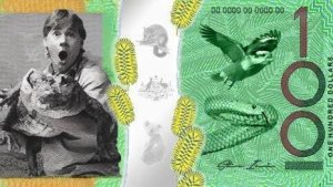 The proposed design for the Irwin $100 bill. Image via Change.org.