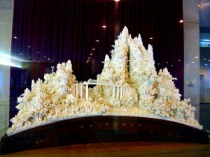 Carved ivory. Image via Beijing Tourism.