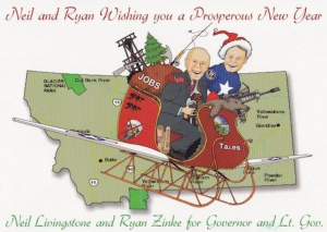 A holiday card like no other.