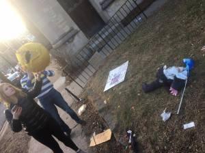 trump-protest-pinata